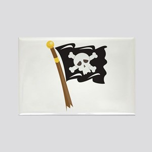 Pirate Flag Magnets