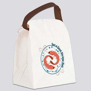Love A Good Shrimp Boil Canvas Lunch Bag