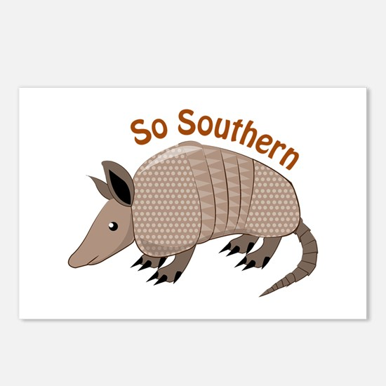 So Southern Postcards (Package of 8)