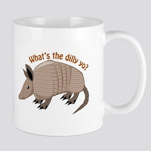 Whats The Dilly Mugs