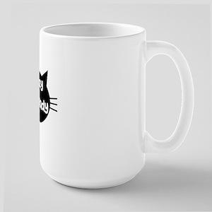 Crazy Cat Lady Large Mug