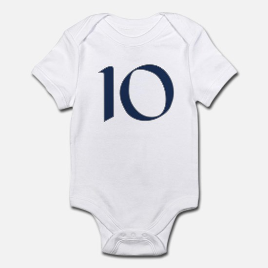 Beautiful 10 Infant Bodysuit