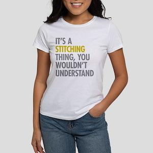 Its A Stitching Thing Women's T-Shirt