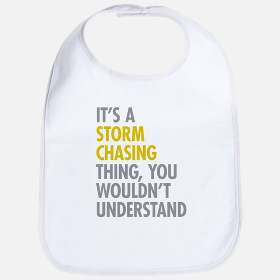 Storm Chasing Thing Bib