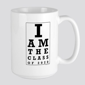 Class of 2020 Eye Chart Mugs