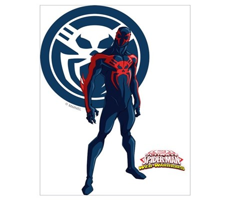 New 2099 Sticker