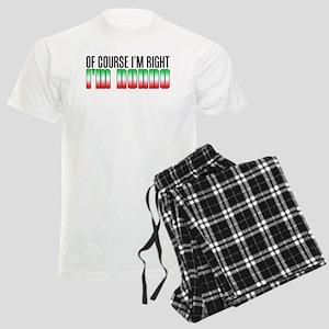 I'm Right I'm Nonno Pajamas