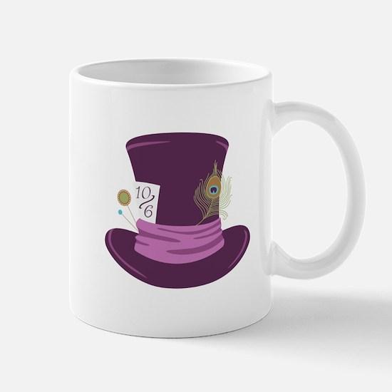 Mad Hatter Hat Mugs
