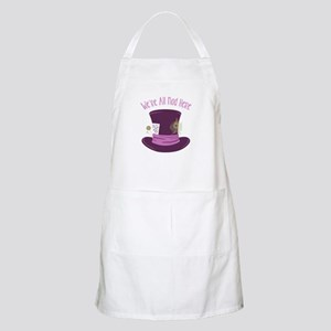 Were All Mad Apron