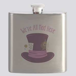 Were All Mad Flask