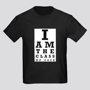 Class of 2020 Eye Chart T-Shirt