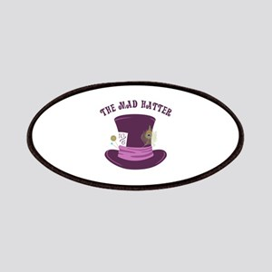 The Mad Hatter Patches