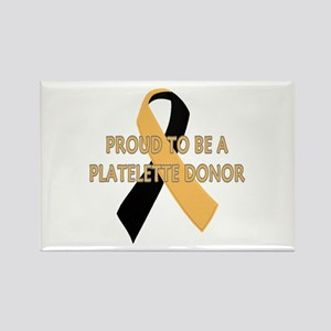 ...Platelette Donor... Rectangle Magnet