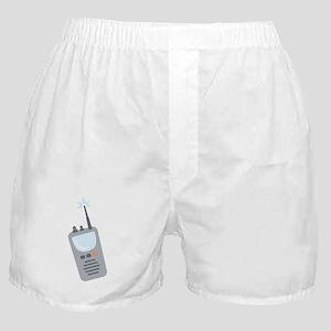 Walkie Talkie Boxer Shorts