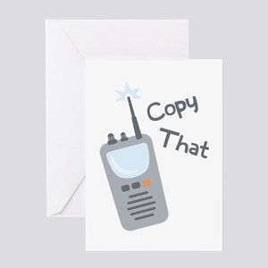 Copy That Greeting Cards