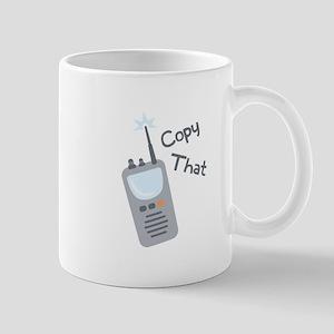 Copy That Mugs
