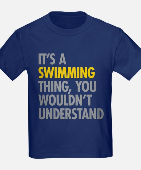 Its A Swimming Thing T