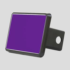 Blue Violet Solid Color Hitch Cover