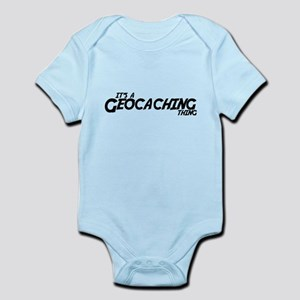 Its a Geocaching Thing Body Suit
