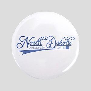 "North Dakota State of Mine 3.5"" Button"