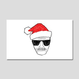 Heisenberg Santa Car Magnet 20 x 12
