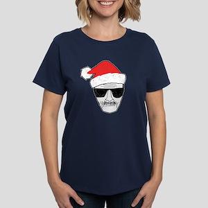 Heisenberg Santa Women's Dark T-Shirt