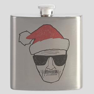 Heisenberg Santa Flask