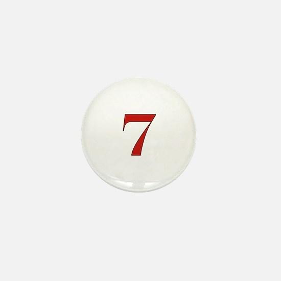 Brat 7 Mini Button