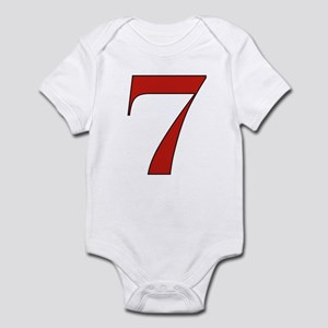 Brat 7 Infant Bodysuit