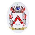 Giesecke Ornament (Oval)