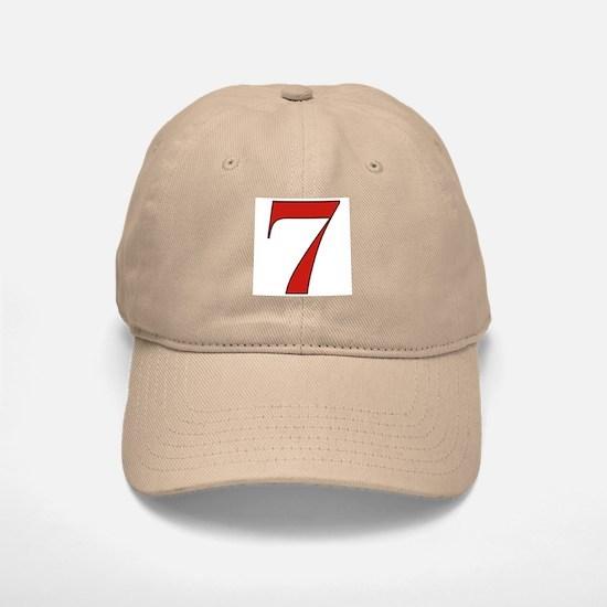 Brat 7 Baseball Baseball Cap