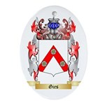 Gies Ornament (Oval)