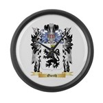 Gierth Large Wall Clock