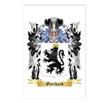 Gierhard Postcards (Package of 8)