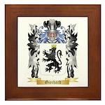 Gierhard Framed Tile