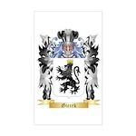 Gierek Sticker (Rectangle)