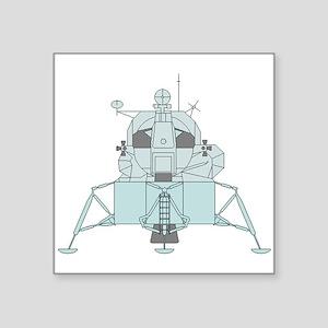 Lunar Module Sticker