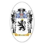 Giercke Sticker (Oval 10 pk)