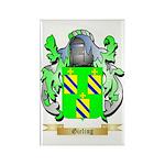 Gieling Rectangle Magnet (100 pack)