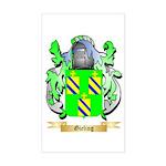 Gieling Sticker (Rectangle)