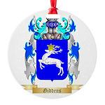 Giddens Round Ornament