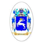 Giddens Sticker (Oval 50 pk)