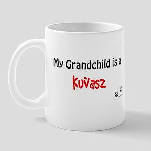 Kuvasz Grandchild Mug