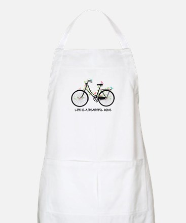 Life is a beautiful ride Apron