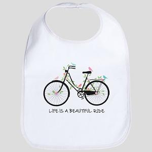 Life is a beautiful ride Bib