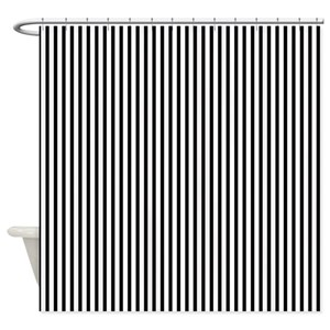 Stripes Shower Curtains