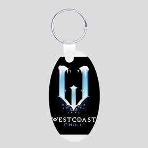 West Coast Chill Keychains