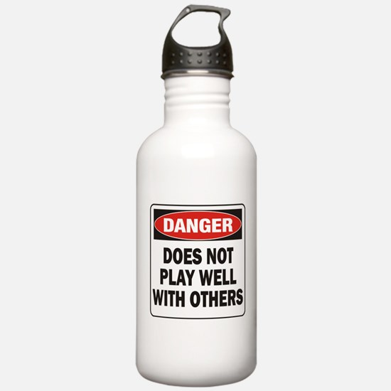 Play Well Water Bottle