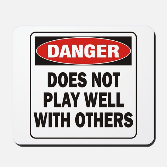 Play Well Mousepad