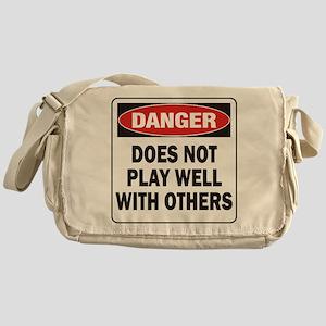 Play Well Messenger Bag